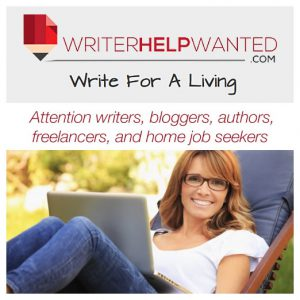 Writer Help Wanted