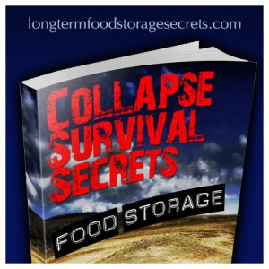 Food Storage Secrets