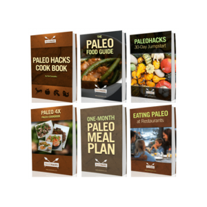 Paleohacks Cookbooks + Primal Sleep, 4 Products