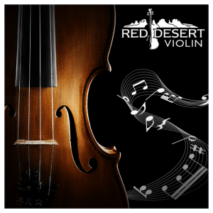 Red Desert Violin